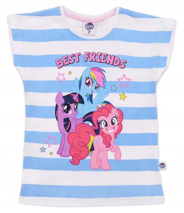 MY LITTLE PONY HASBRO bluzka t-shirt 128 9706580418 Dziecięce Odzież TE BIBTTE-8