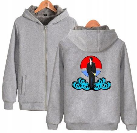 Warm blouse with ANIME Naruto M 38 Hood 9658270564 Odzież Damska Topy ZR PRQCZR-2