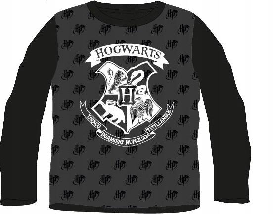 HARRY POTTER Bluzka Koszulka r. 140 Hogwarts 9683261646 Dziecięce Odzież IV BACTIV-9