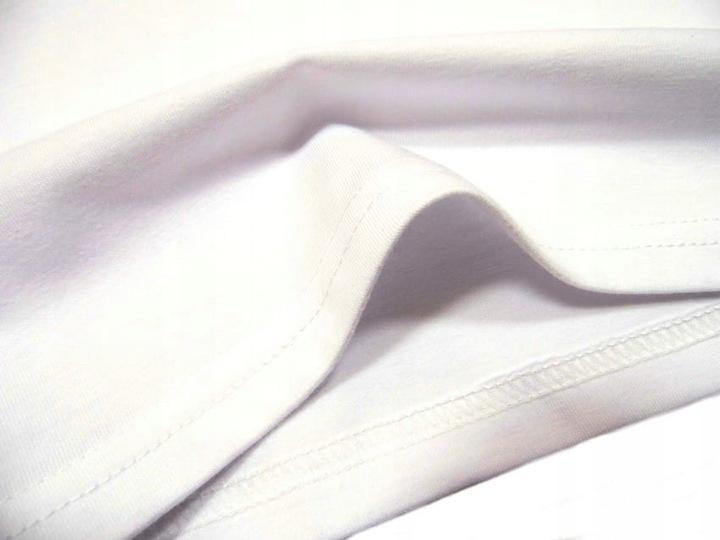 śliczna dziewczęca bluzeczka 568 JOYFUL 8Y white 8950280955 Dziecięce Odzież KY LFFIKY-4