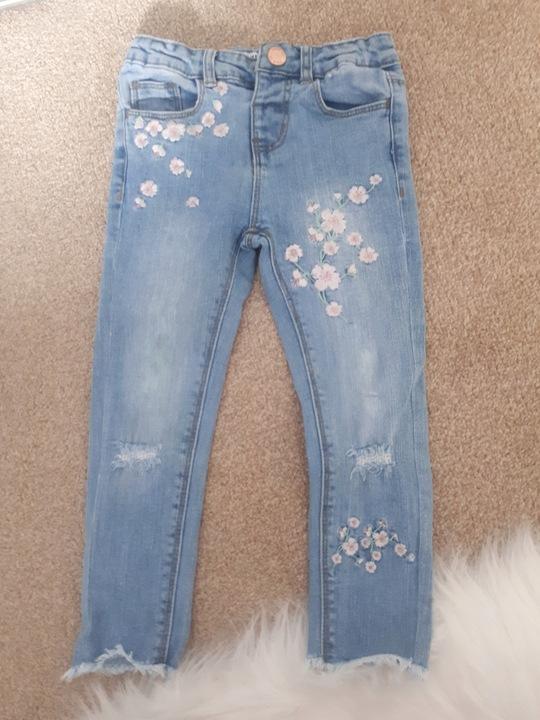 Zestaw Dla Dziewczynki Bluzki Spodnie 3/4 lata 9809501113 Dziecięce Odzież CF PESACF-2