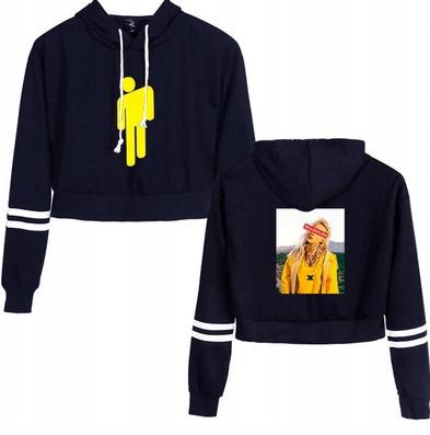 HIT Warm blouse Billie Eilish NEW MODEL M 38 9658264122 Odzież Damska Topy CJ AXLPCJ-2