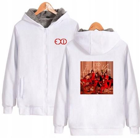 Warm blouse with EXID Capture 2019 4XL 48 9658456461 Odzież Damska Topy SS GIFJSS-6