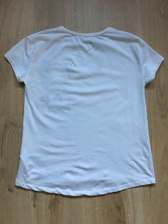 Bluzeczka koszulka biała małpka Zara r. 152 cm 9779076137 Dziecięce Odzież UW EJEGUW-3