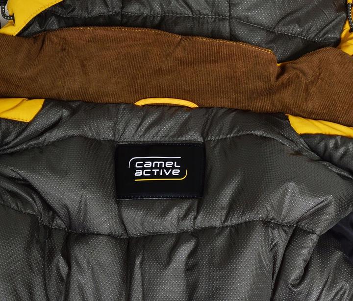 Camel Active kurtka PARKA zimowa FUNKCYJNA 52 M L 9656931515 Odzież Męska Okrycia wierzchnie JN TBZIJN-5