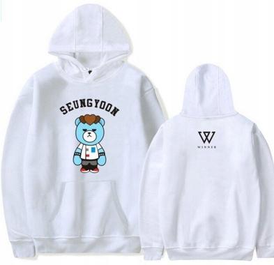 Seungyoon hoodie MISIO 3XL 46 9658261558 Odzież Damska Topy OZ KKJNOZ-1