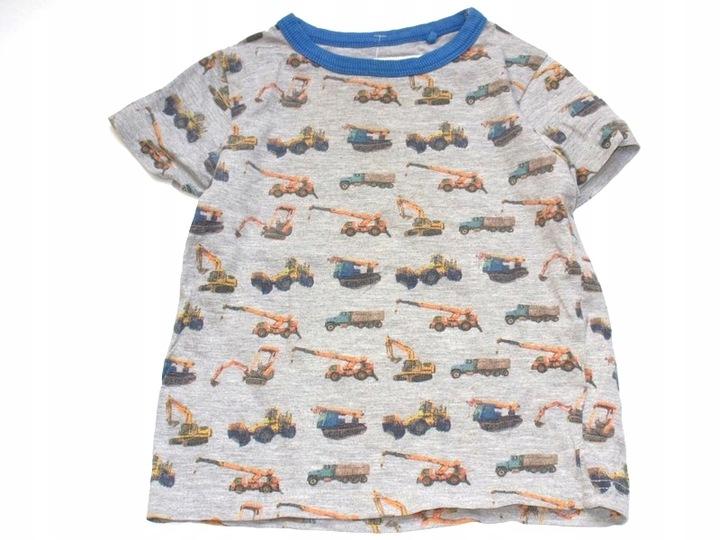 N E X T gołębia bluzeczka koszulka 80/86 9905083066 Dziecięce Odzież IR GRLBIR-1