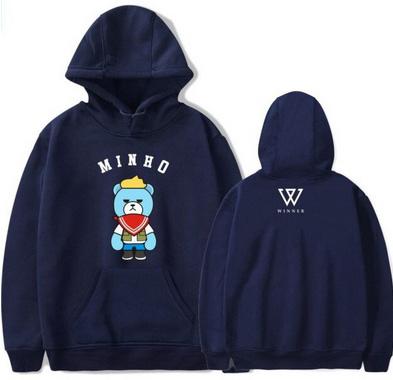 Seungyoon hoodie MISIO L 40 9658261684 Odzież Damska Topy NK EQQWNK-6