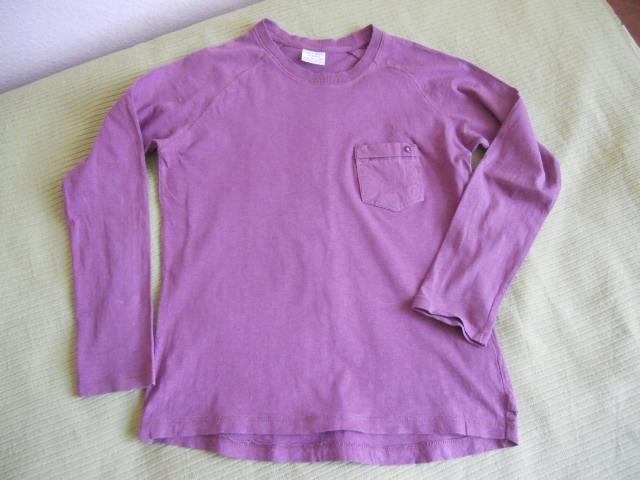 Zara bluzeczka z dł. rekawkami r.128 9188244993 Dziecięce Odzież QK EZNOQK-5