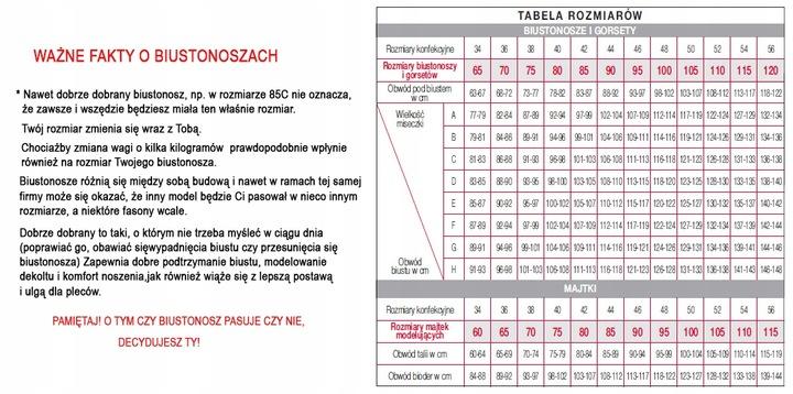 TRIUMPH Biustonosz LADYFORM SOFT W 85C MINIMIZER 9838081590 Bielizna Damska UC ZDORUC-4