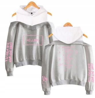 Warm MODNA Women's blouse Lil peep HIT XS 34 9658262470 Odzież Damska Topy RA ZUJBRA-2