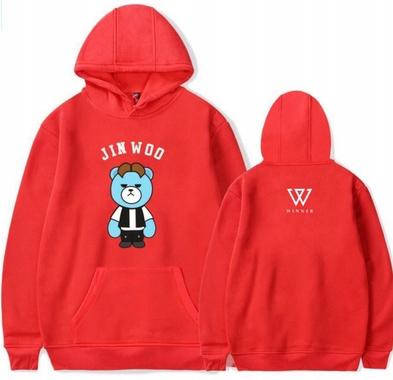 Seungyoon hoodie MISIO XXL 44 9658261272 Odzież Damska Topy HJ ZDLBHJ-6