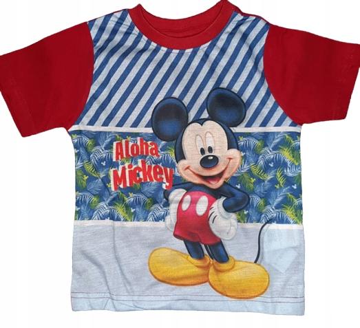 bluzka t shirt MYSZKA MIKI DISNEY 122 9383354789 Dziecięce Odzież WV GNRTWV-3
