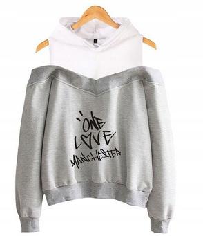 Women's blouse with Ariana Grande XXL 44 Hood 9654101979 Odzież Damska Topy HX SWFUHX-9