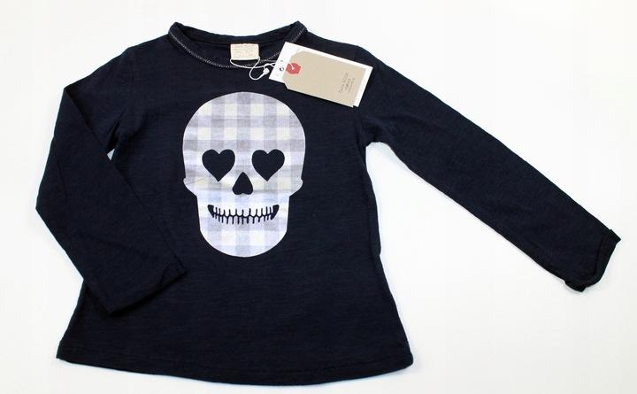 ZARA bluzka bluzeczka CZACHA 98 cm 2-3 lata 9578133007 Dziecięce Odzież AJ UZGIAJ-4