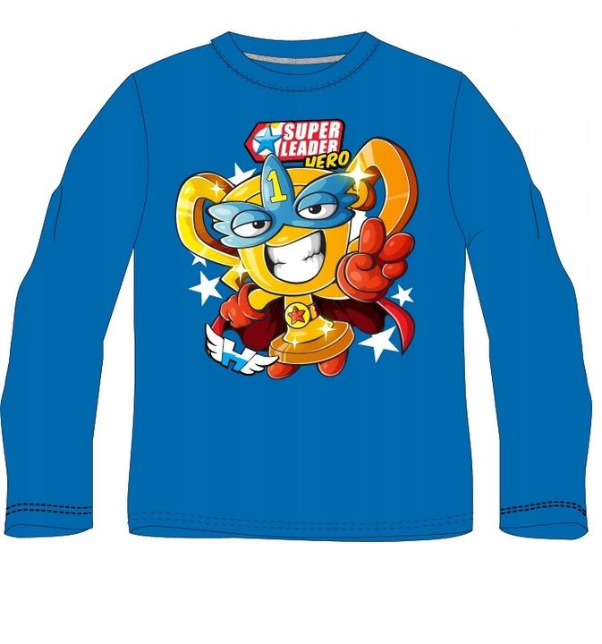 T-Shirt Chłopięcy Super Zings 116 Niebieski 9780351267 Dziecięce Odzież WR DEAXWR-9