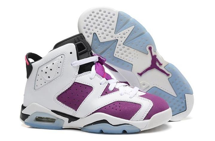 Nike AIR JORDAN 6 GS Sneakers 9837620898 Buty Męskie Sportowe FZ BYBSFZ-3