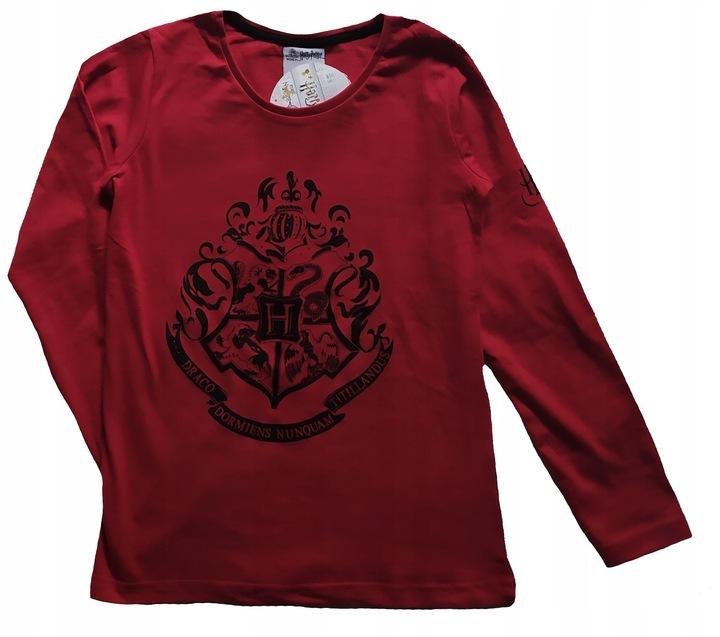 HARRY POTTER bluzka czerwona 152 9875777244 Dziecięce Odzież PH CHMZPH-3