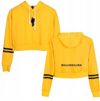 HIT Warm Shirt Billie Eilish NEW Model S 36 9658264116 Odzież Damska Topy DO BOLMDO-5