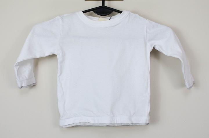ZARA biała klasyczna bluzka 82 12 18 mc NOWA 9909568216 Dziecięce Odzież EC IRCHEC-2