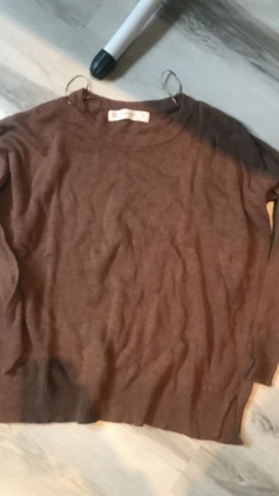 Sweter zara 9831631409 Odzież Damska Swetry FB EFYJFB-9