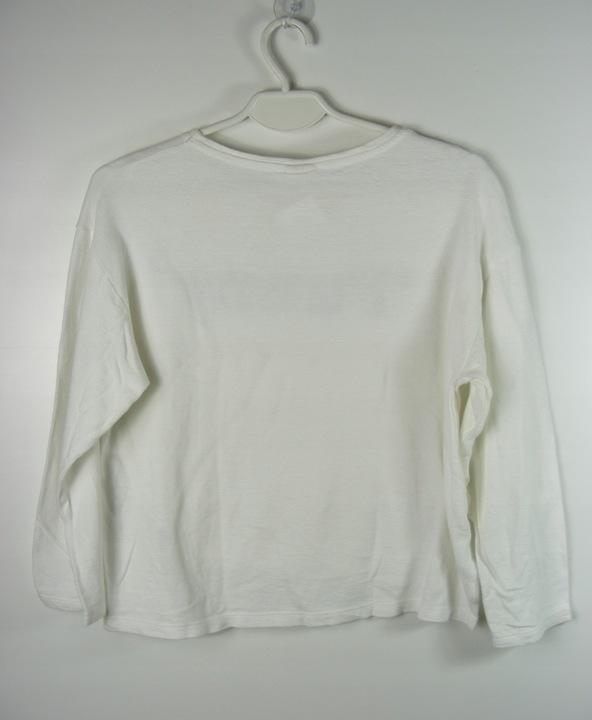 ZARA bawełniana bluzka z aplikacją 140 cm 9901741297 Dziecięce Odzież LG VLKBLG-8
