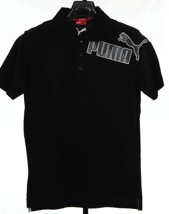 Koszulka Puma LARGE LOGO POLO 813578 01 XL 9347589366 Odzież Męska Koszulki polo JZ OYNMJZ-7