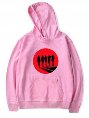 Unique Kpop MODNA XXL 44 Hood Shirt 9658261548 Odzież Damska Topy DY WUJIDY-8