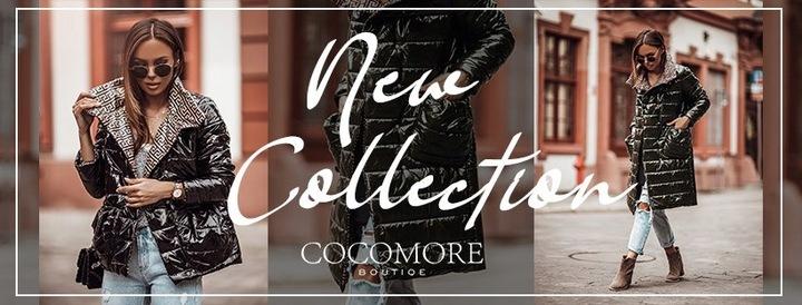 COCOMORE Sweter Pudelko Alpaka Nowosc MUST HAVE! 9688940257 Odzież Damska Swetry CO WXLYCO-8