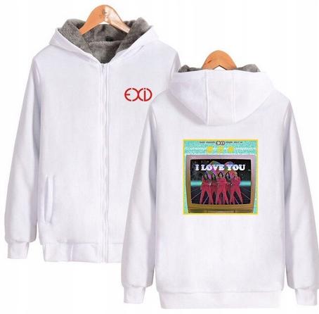 Warm blouse with EXID Capture 2019 4XL 48 9658269754 Odzież Damska Topy GU PHVUGU-6