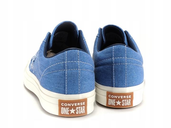 Buty Męskie Converse 164359 Totally Blue (42) 8306336962 Buty Męskie Sportowe FR JXQAFR-3