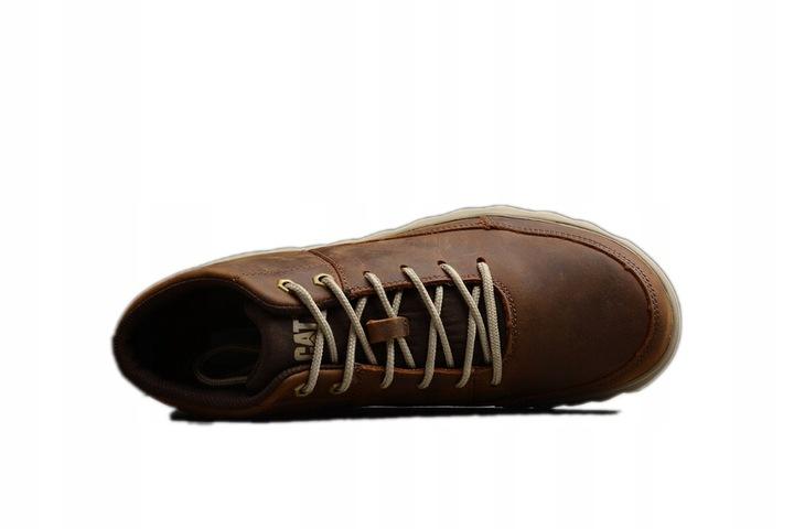 Buty Caterpillar CAT Tooling Boots Low Brown 9814467515 Buty Męskie Sportowe HN WUFKHN-8
