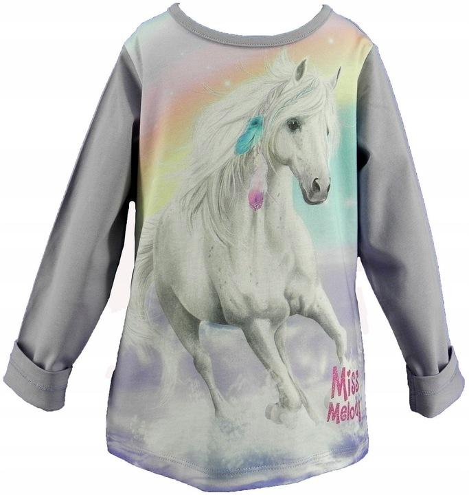 84014 TOP MODEL MISS MELODY bluzka kon 140 146 9754916857 Dziecięce Odzież IO JGCYIO-1