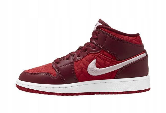 Nike Air Jordan 1 Mid GS Sneakers 9837622317 Buty Męskie Sportowe HR FDZPHR-3
