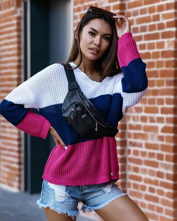 COCOMORE Sweter Nowa Kolekcja MUST HAVE! 9517569910 Odzież Damska Swetry MT XLSNMT-7