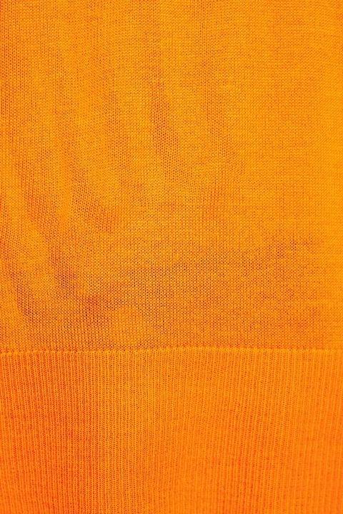 ADK306 ZARA SWETER DAMSKI POMARAŃCZOWY S 9840124715 Odzież Damska Swetry VE EFOLVE-6