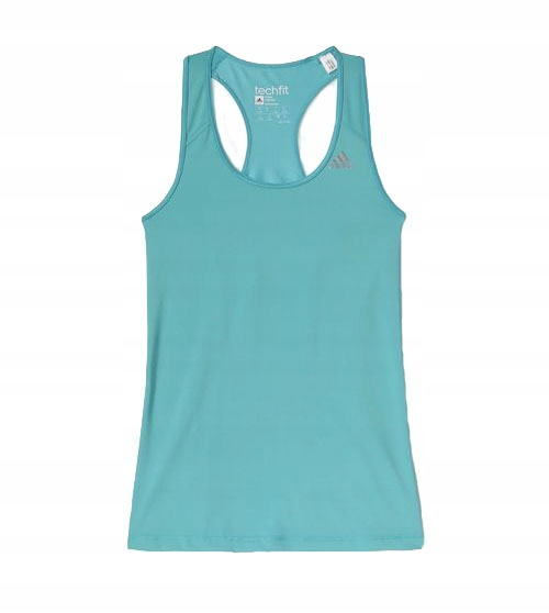 ADIDAS koszulka damska treningowa top 36/S 9618615082 Odzież Damska Topy HR PSRGHR-6