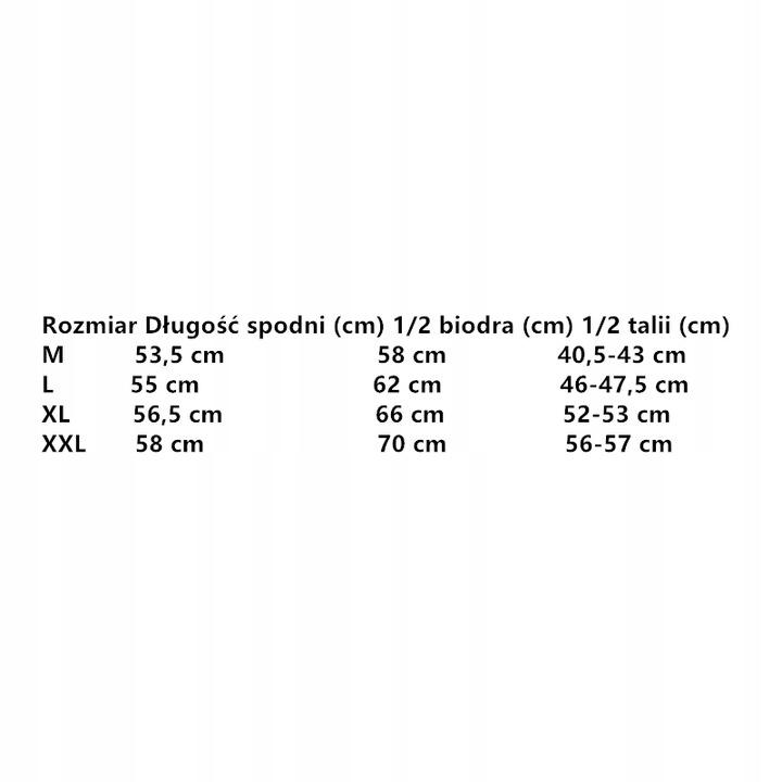 100% Poliester Szorty Ybn-703-B509 Rozmiar:XXL Pre 9552332693 Odzież Męska Spodenki AY AHADAY-4