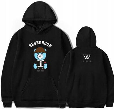 Seungyoon hoodie MISIO 3XL 46 9658261633 Odzież Damska Topy CG HFAVCG-4