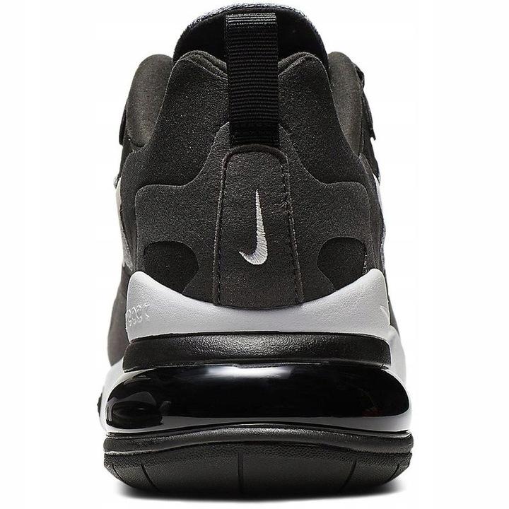 Oryginalne Nike AIR MAX 270 REACT AO4971 001 40-45 9530794476 Buty Męskie Sportowe UK SLXKUK-3