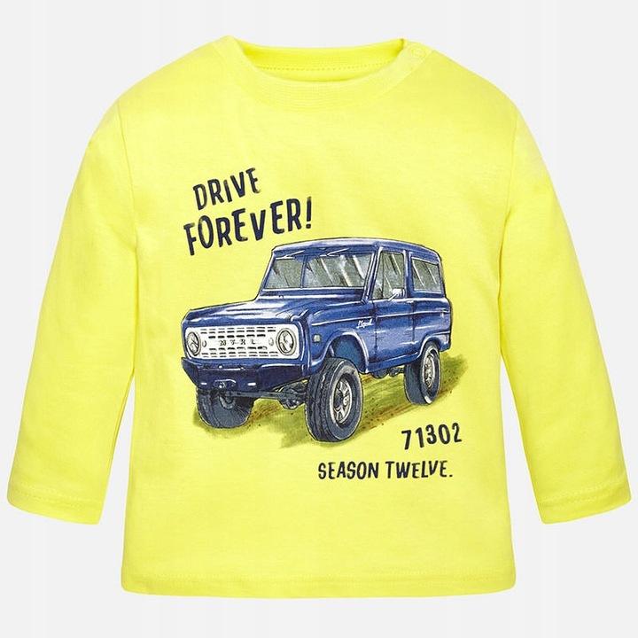 Mayoral Koszulka 2038.51 r. 80 9888390174 Dziecięce Odzież RH RFMFRH-3