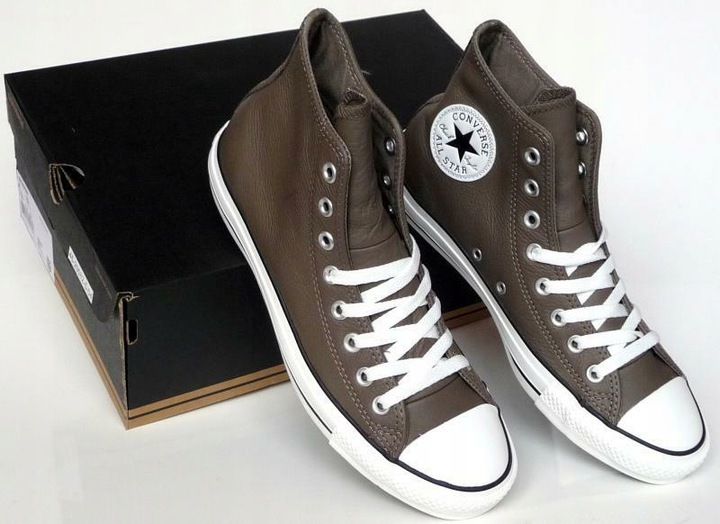 CONVERSE MENS TRAINERS CT HI MOREL MENS BROWN 9279401620 Buty Męskie Sportowe MM HRCDMM-7