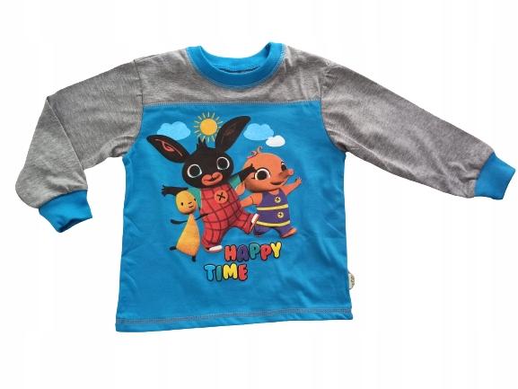 Bluzka długi rękaw T-shirt 104 BING producent 9764717783 Dziecięce Odzież MJ HDGEMJ-7