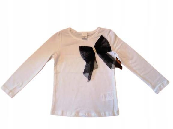 Bluzka dziewczęca kokarda ATUT 110 8935506390 Dziecięce Odzież FD MCVOFD-5