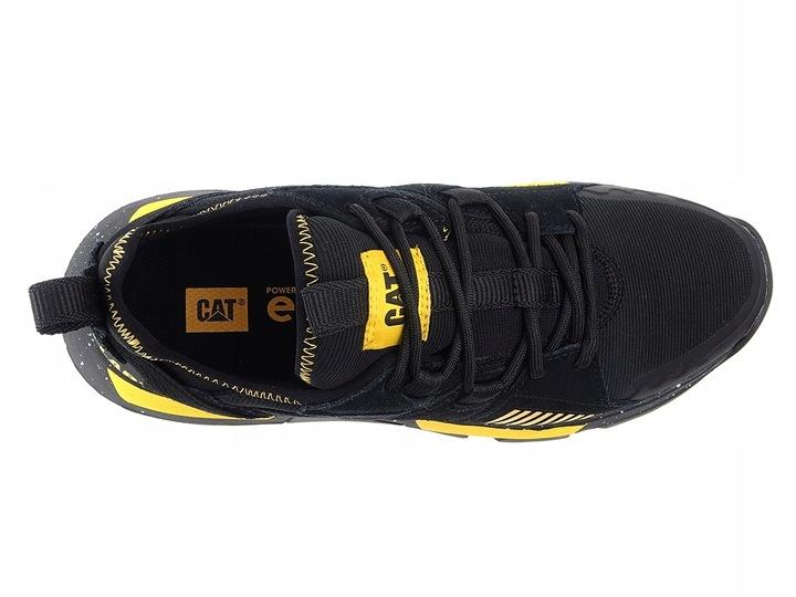 CATerpillar pÓłbuty P724513 Raider czarny/żÓłty 42 9798663297 Buty Męskie Sportowe GT AVGBGT-2