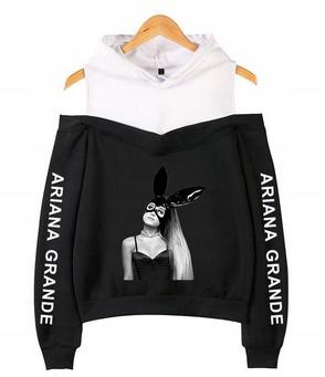 Women's blouse with Ariana Grande XXL 44 Hood 9654106404 Odzież Damska Topy YJ RANCYJ-9