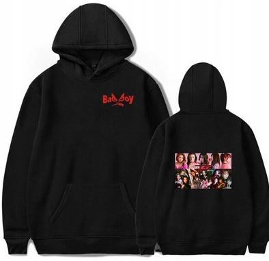 Unique Kpop MODNA XXL 44 Hood Shirt 9654104180 Odzież Damska Topy CJ LENMCJ-4