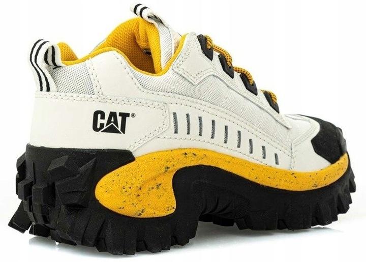 40 BUTY CAT CATERPILLAR INTRUDER BIAŁE UNISEX 9738638212 Buty Męskie Sportowe HX CINPHX-8
