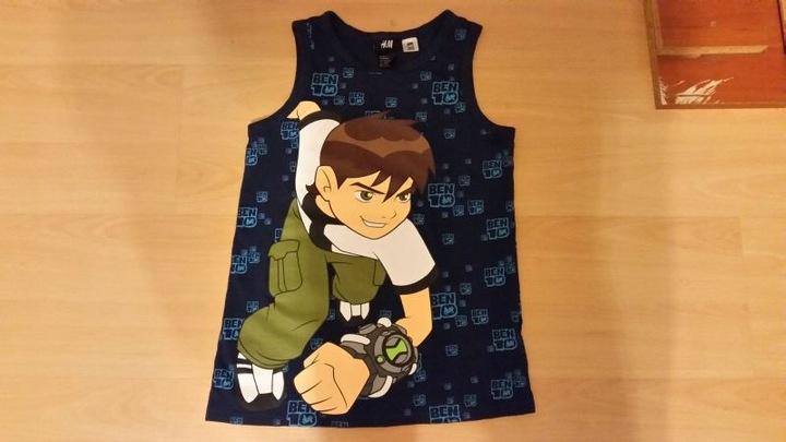 Śliczna bluzka firmy H&M r.122/128 j.nowa 9925740509 Dziecięce Odzież EN PZYYEN-8
