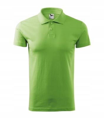 100% Bawełna Koszulka Polo męska Malfini r S 9569464892 Odzież Męska Koszulki polo CM MTJJCM-7